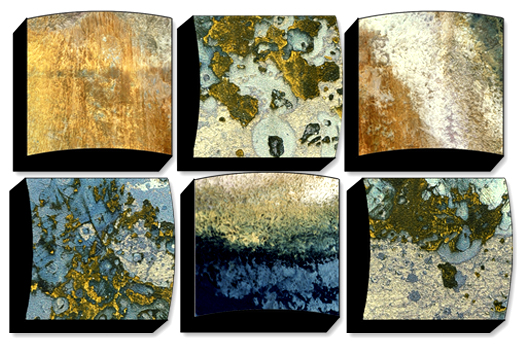 Patina - Set Of 6