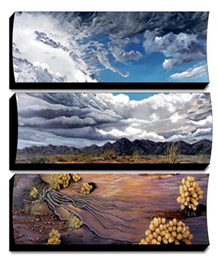 After The Rain - Set Of 3